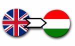 Changing to Hungarian - Váltás magyarra